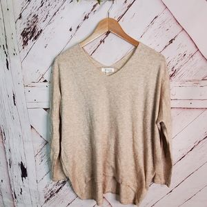 Miracle Cream Sweater S/M